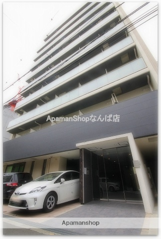 大阪府大阪市浪速区、今宮駅徒歩1分の築2年 9階建の賃貸マンション