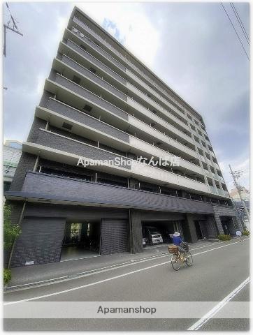大阪府大阪市浪速区、今宮戎駅徒歩11分の新築 9階建の賃貸マンション