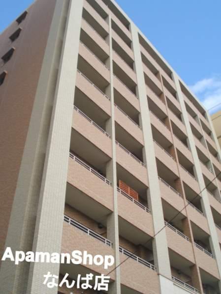 大阪府大阪市浪速区、JR難波駅徒歩8分の築10年 10階建の賃貸マンション