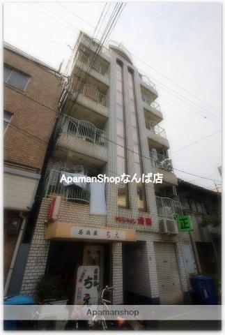 大阪府大阪市浪速区、新今宮駅徒歩8分の築30年 6階建の賃貸マンション