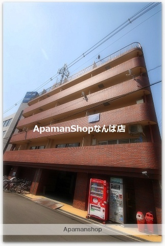 大阪府大阪市浪速区、JR難波駅徒歩12分の築34年 7階建の賃貸マンション