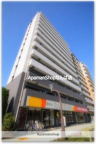 大阪府大阪市浪速区、JR難波駅徒歩13分の築10年 13階建の賃貸マンション