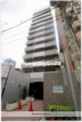 大阪府大阪市浪速区、JR難波駅徒歩6分の築13年 13階建の賃貸マンション
