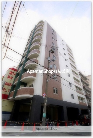 大阪府大阪市浪速区、芦原町駅徒歩6分の築2年 10階建の賃貸マンション