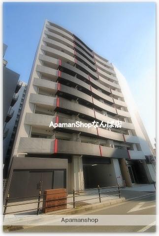 大阪府大阪市浪速区、JR難波駅徒歩4分の築3年 11階建の賃貸マンション