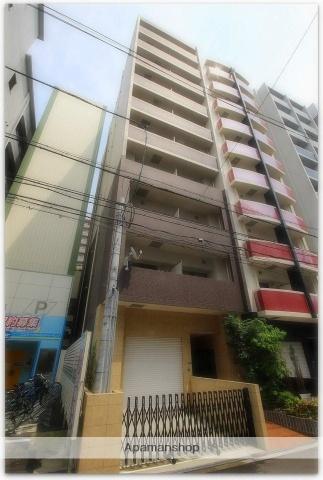 大阪府大阪市浪速区、難波駅徒歩15分の築3年 10階建の賃貸マンション