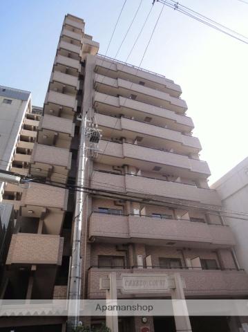 大阪府大阪市西区、JR難波駅徒歩7分の築18年 11階建の賃貸マンション