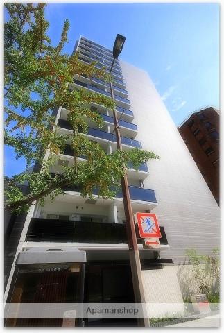 大阪府大阪市西区、本町駅徒歩4分の新築 15階建の賃貸マンション
