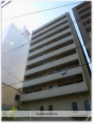 大阪府大阪市中央区、堺筋本町駅徒歩4分の築20年 12階建の賃貸マンション