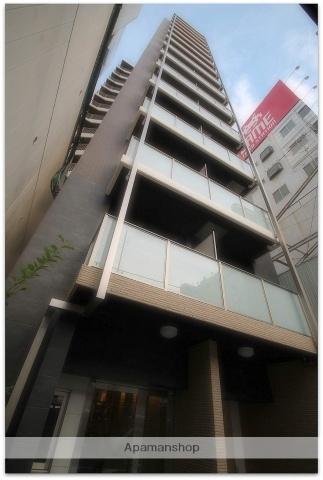 大阪府大阪市浪速区、難波駅徒歩8分の新築 15階建の賃貸マンション