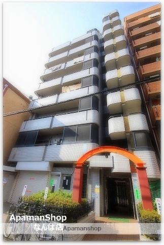 大阪府大阪市浪速区、難波駅徒歩14分の築20年 10階建の賃貸マンション