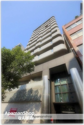 大阪府大阪市浪速区、難波駅徒歩13分の築27年 12階建の賃貸マンション