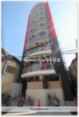 大阪府大阪市西区、ドーム前駅徒歩10分の新築 9階建の賃貸マンション