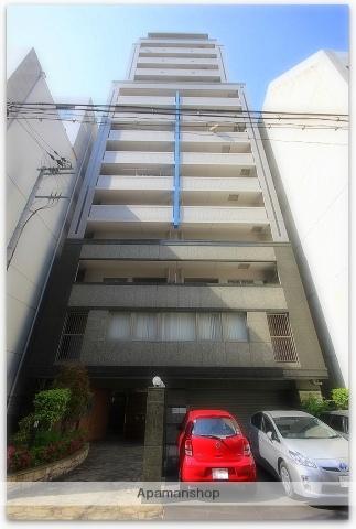 大阪府大阪市中央区、心斎橋駅徒歩6分の築12年 15階建の賃貸マンション