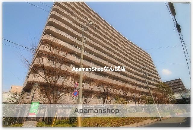 大阪府大阪市浪速区、難波駅徒歩16分の築19年 14階建の賃貸マンション