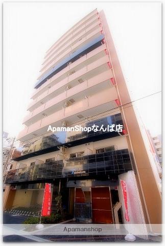 大阪府大阪市中央区、大阪上本町駅徒歩7分の築3年 12階建の賃貸マンション