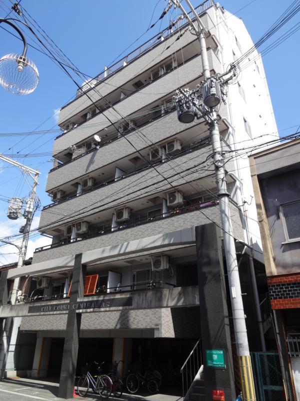 大阪府大阪市西区、九条駅徒歩6分の築21年 8階建の賃貸マンション