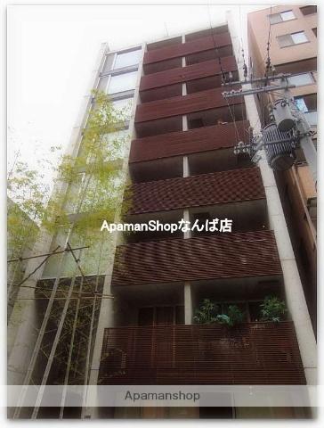 大阪府大阪市西区、四ツ橋駅徒歩6分の築11年 9階建の賃貸マンション