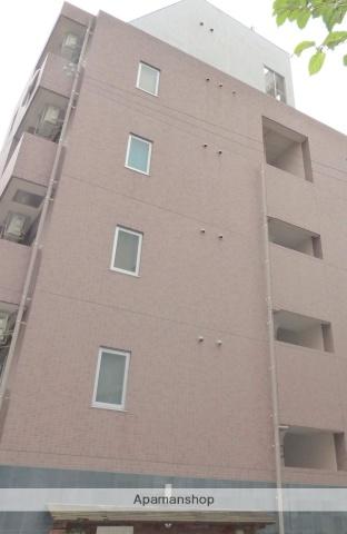 大阪府大阪市中央区、淀屋橋駅徒歩4分の築10年 5階建の賃貸マンション