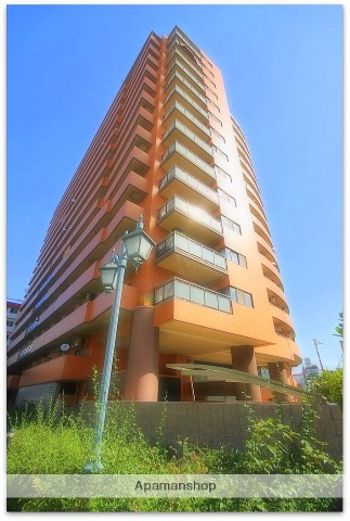 大阪府大阪市浪速区、難波駅徒歩18分の築22年 15階建の賃貸マンション