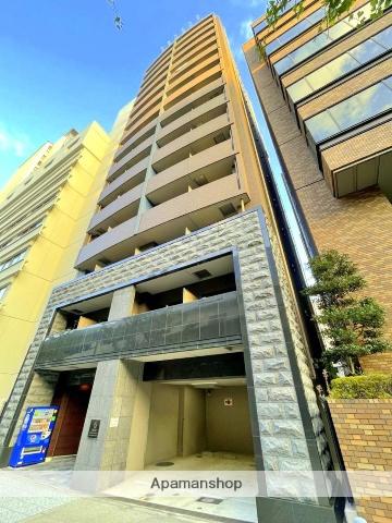 大阪府大阪市中央区、谷町六丁目駅徒歩9分の築9年 15階建の賃貸マンション