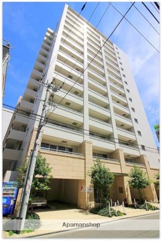大阪府大阪市中央区、谷町六丁目駅徒歩7分の築8年 15階建の賃貸マンション