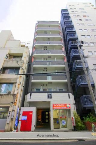 大阪府大阪市中央区、天満橋駅徒歩14分の築2年 9階建の賃貸マンション