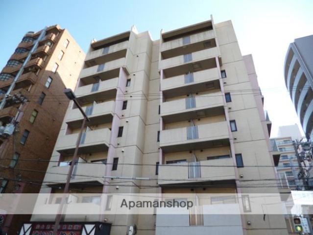 大阪府大阪市北区、天満駅徒歩14分の築22年 8階建の賃貸マンション