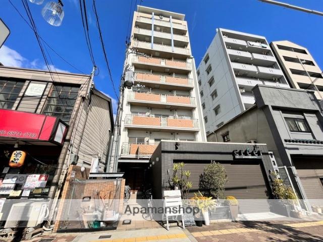 大阪府大阪市都島区、野江駅徒歩16分の築9年 9階建の賃貸マンション