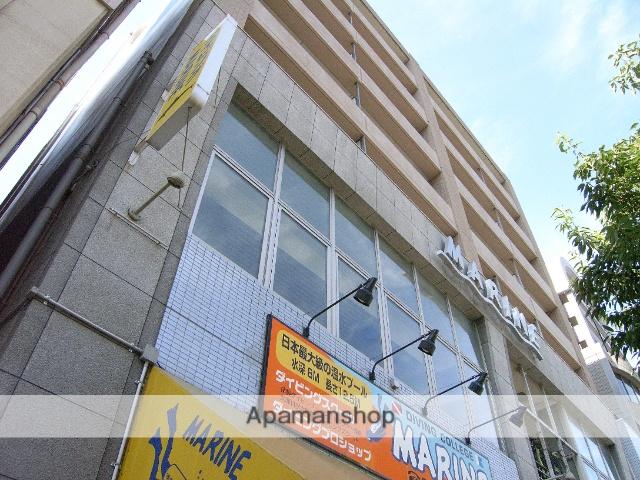 大阪府大阪市中央区、大阪城公園駅徒歩16分の築13年 7階建の賃貸マンション