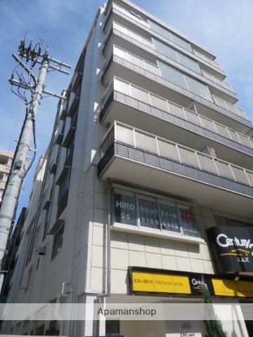 大阪府大阪市城東区、関目駅徒歩3分の築25年 8階建の賃貸マンション