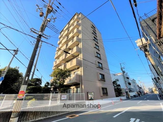 大阪府大阪市都島区、千林大宮駅徒歩26分の築30年 8階建の賃貸マンション