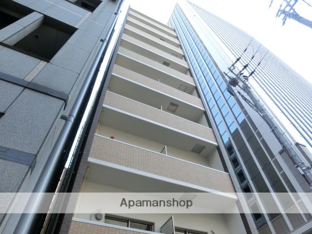 大阪府大阪市中央区、心斎橋駅徒歩12分の築3年 10階建の賃貸マンション