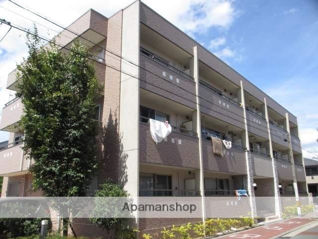 大阪府大阪市旭区、森小路駅徒歩9分の築10年 3階建の賃貸マンション
