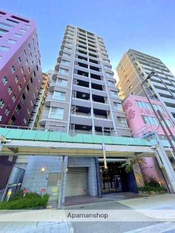 大阪府大阪市中央区、谷町六丁目駅徒歩9分の築3年 14階建の賃貸マンション