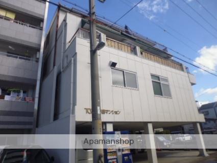 大阪府大阪市都島区、野江駅徒歩15分の築37年 4階建の賃貸マンション