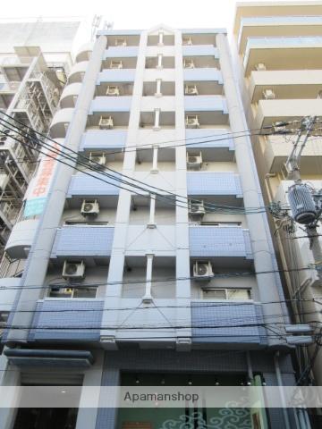 大阪府大阪市都島区、京橋駅徒歩2分の築20年 9階建の賃貸マンション