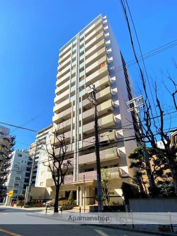 大阪府大阪市中央区、天満橋駅徒歩4分の築8年 15階建の賃貸マンション