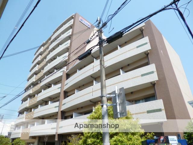 大阪府大阪市旭区、森小路駅徒歩5分の築8年 9階建の賃貸マンション