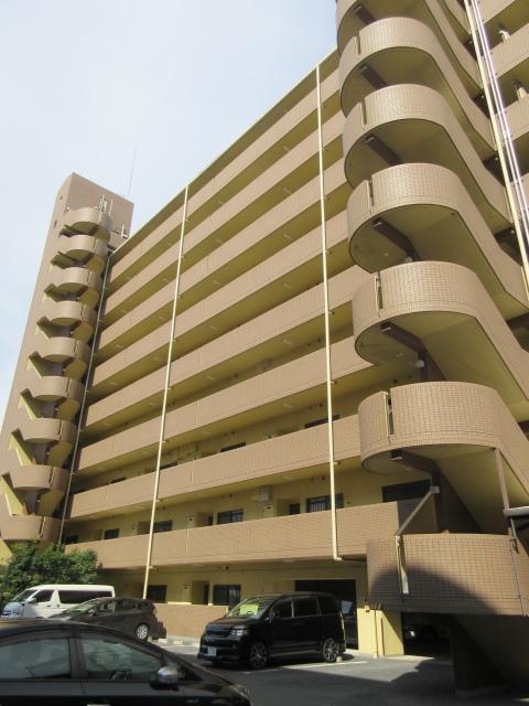 大阪府大阪市鶴見区、横堤駅徒歩6分の築24年 9階建の賃貸マンション