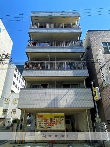 大阪府大阪市中央区、堺筋本町駅徒歩8分の築11年 5階建の賃貸マンション