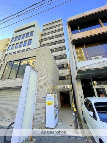 大阪府大阪市中央区、心斎橋駅徒歩3分の築13年 10階建の賃貸マンション