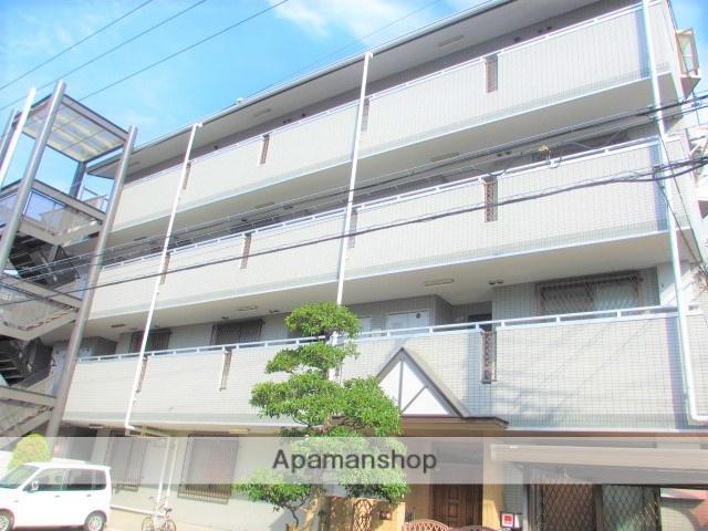 大阪府大阪市旭区、滝井駅徒歩11分の築25年 4階建の賃貸マンション
