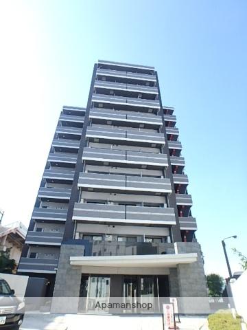 大阪府大阪市北区、中津駅徒歩10分の築2年 10階建の賃貸マンション