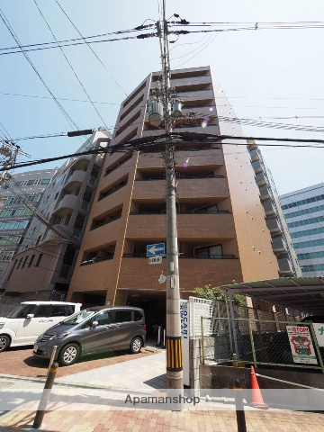 大阪府大阪市福島区、海老江駅徒歩4分の築13年 9階建の賃貸マンション