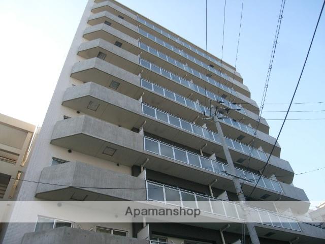 大阪府大阪市北区、中津駅徒歩7分の築9年 11階建の賃貸マンション