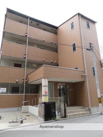 大阪府大阪市城東区、野江駅徒歩6分の築11年 4階建の賃貸マンション