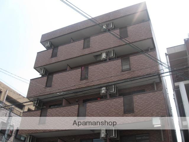 大阪府大阪市城東区、関目駅徒歩6分の築17年 5階建の賃貸マンション