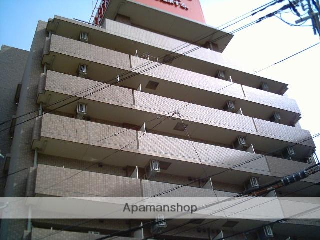 大阪府大阪市福島区、新福島駅徒歩8分の築24年 8階建の賃貸マンション