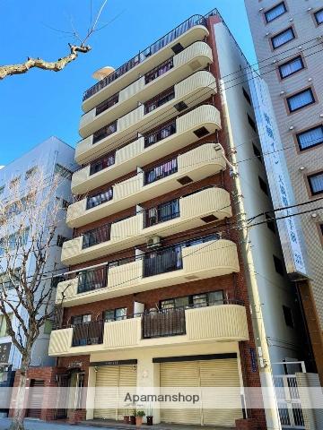 大阪府大阪市中央区、天満橋駅徒歩6分の築30年 10階建の賃貸マンション